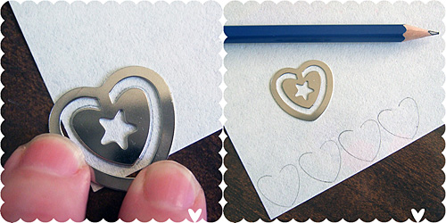 book heart tutorial