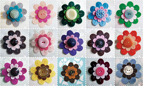 brooches comparison