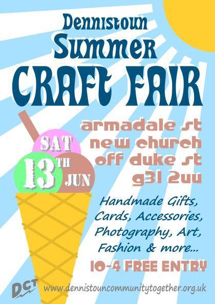 DCT summer craft fair