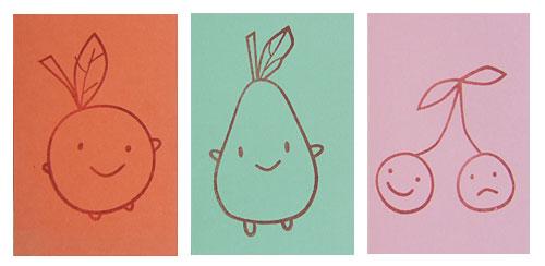 cutie fruity friends