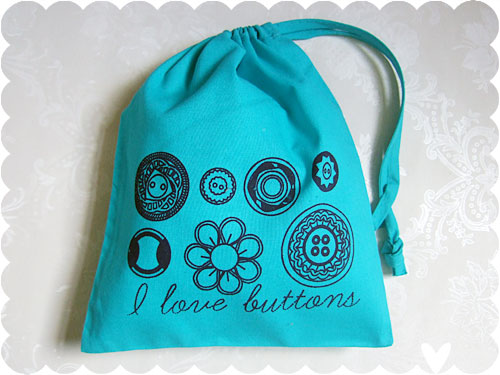 button bag