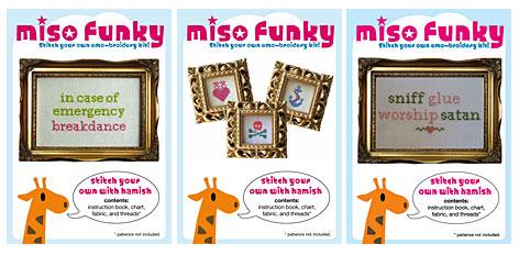 miso funky kits