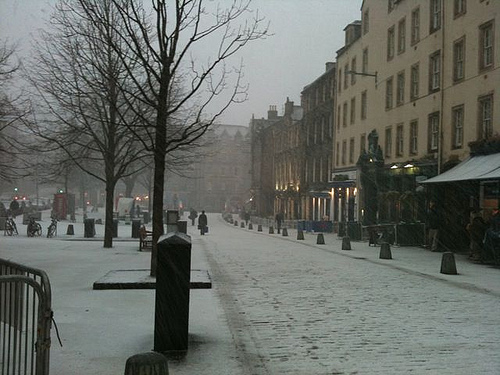 grassmarket snow