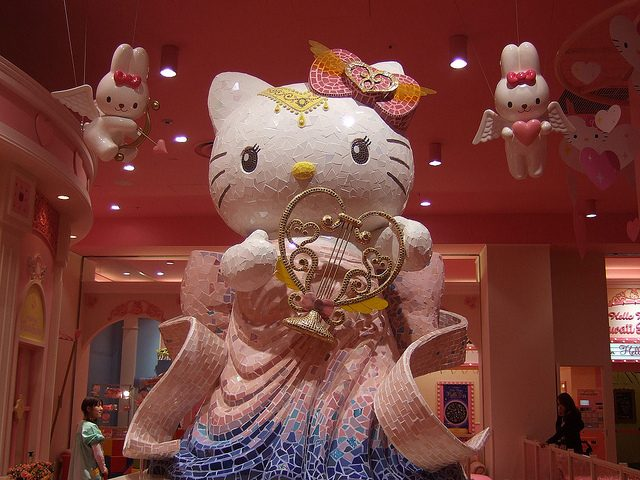 b0b5940507b0 Tokyo Shopping Guide  Hello Kitty s Kawaii Paradise - Asking For Trouble