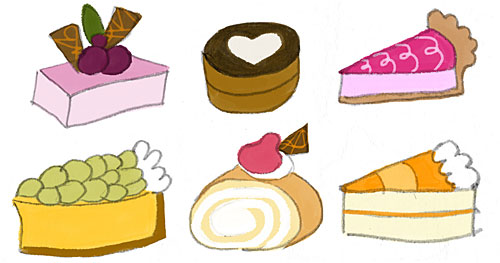 cakes by marceline smith