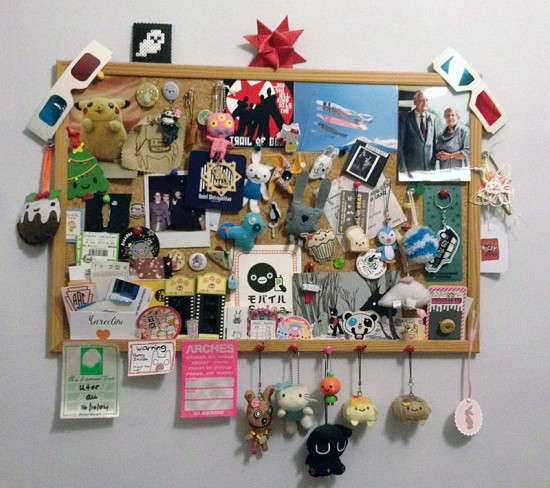 pinboard - before