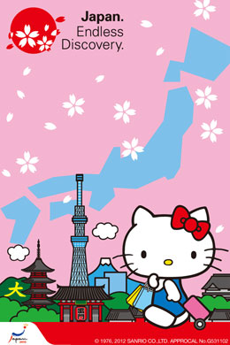 hello kitty guide to japan