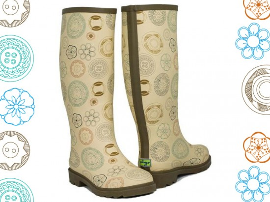 sew cute rainboots