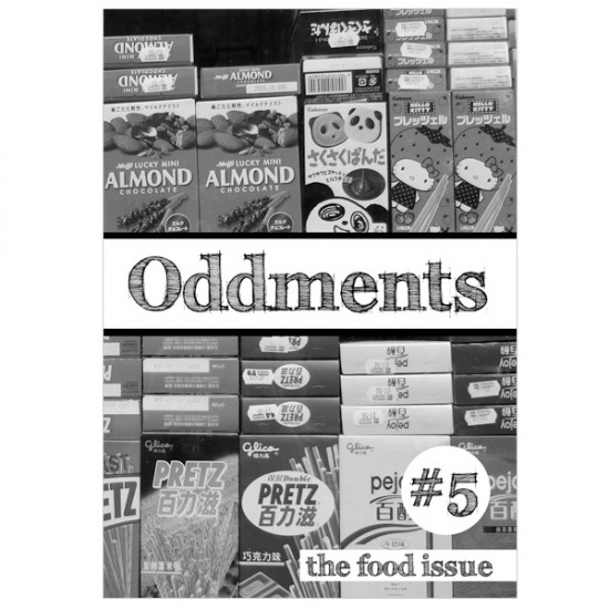 oddments 5 zine