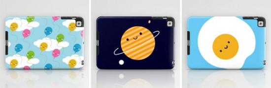 society6 iPad cases