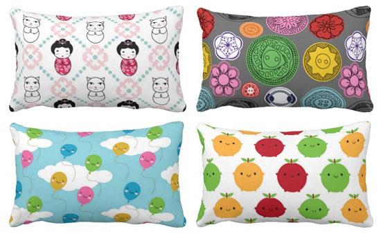 zazzle pillows