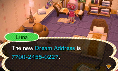 usagi dream address