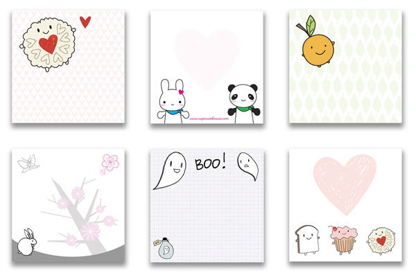 20 Unusually Creative Custom Sticky Notes Design   Sticky Note Design