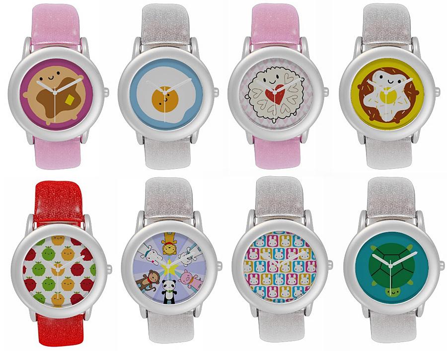 zazzle kawaii wrist watches