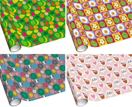 zazzle gift wrap