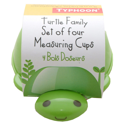 Turtle measuring cups