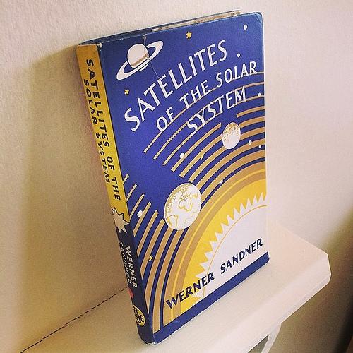 satellites of the solar system