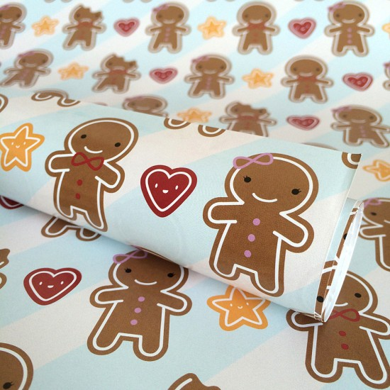 cookie cute gift wrap