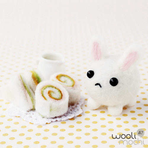 wooli mochi