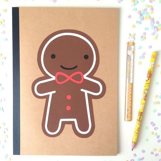 cookie cute notebook