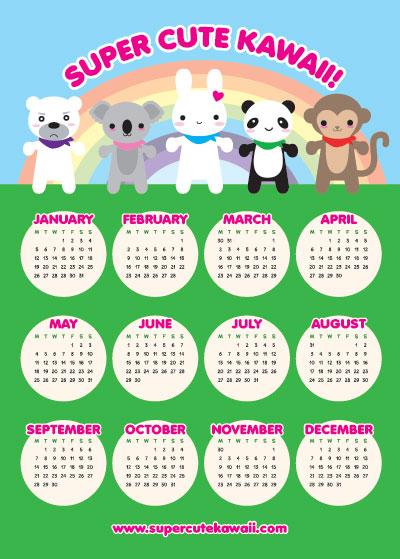SCK-calendar