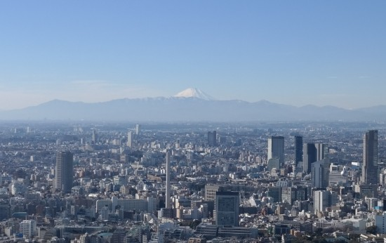 Mt Fuji by Rachael Griffiths