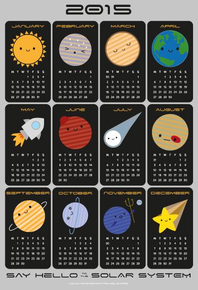 space-calendar