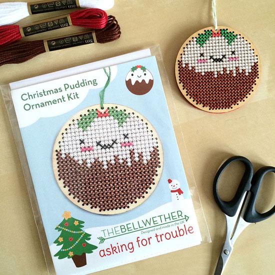 christmas pudding kit