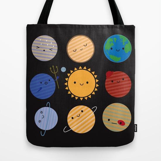solar system bag