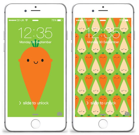 carrot-iphone