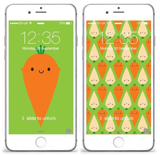 carrot-iphone