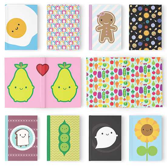 redbubble journals