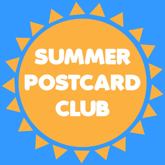 summer postcard club