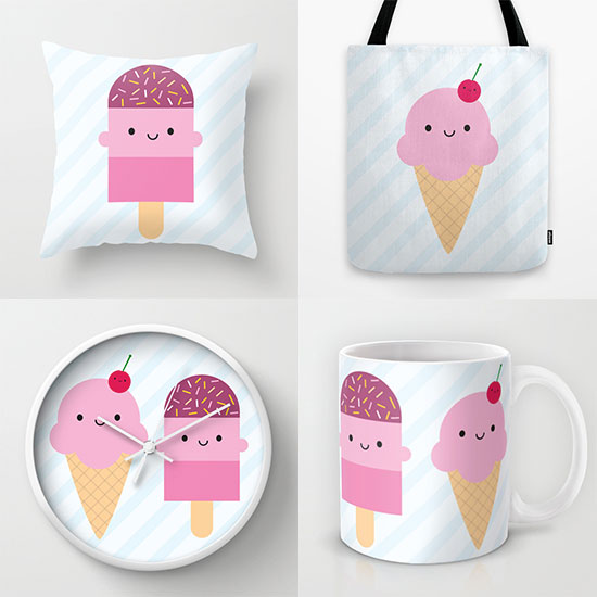society6 icetreats