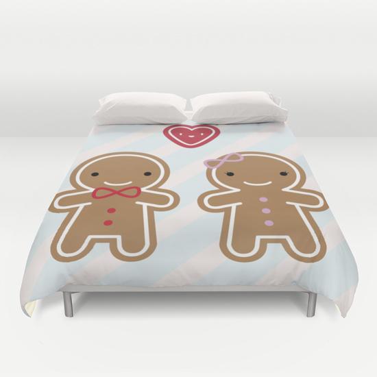 cookie cute duvet