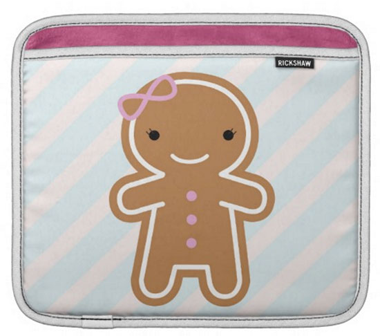cookie cute ipad sleeve