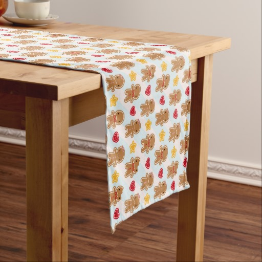 cookie cute table runner