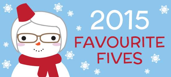 2015favourites