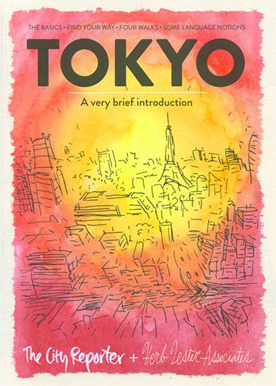 herb lester tokyo guide