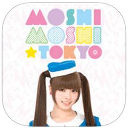 moshi moshi tokyo app
