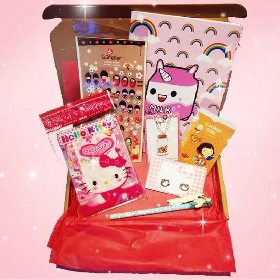super cute box
