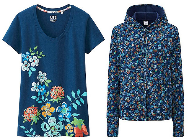 uniqlo x liberty