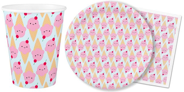 ice cream cones zazzle