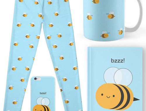 redbubble bees
