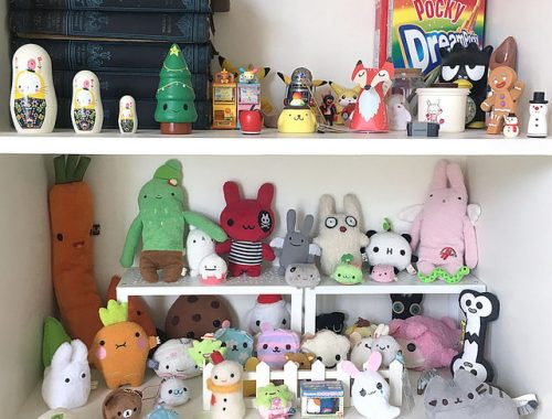 plush shelf