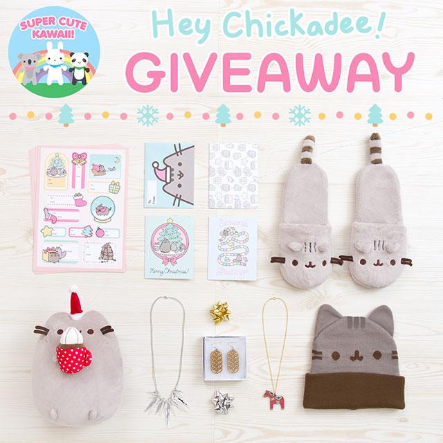 hey chickadee giveaway