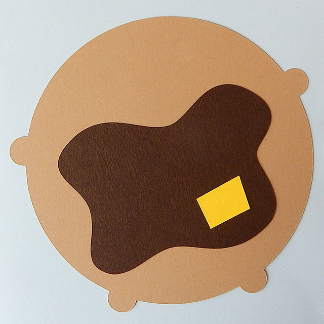 pancake paper cut tutorial copyright marceline smith
