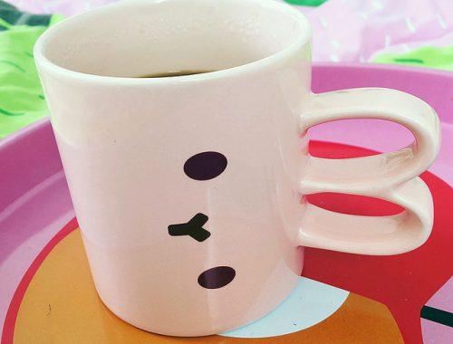 usagito cafe mug