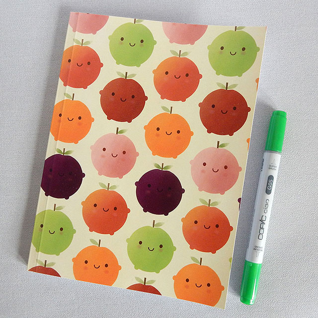 society6 notebook