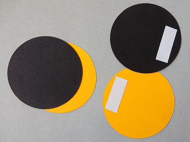 kawaii bumble bee paper cut tutorial copyright marceline smith